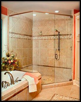Shower Doors Cambria Glass