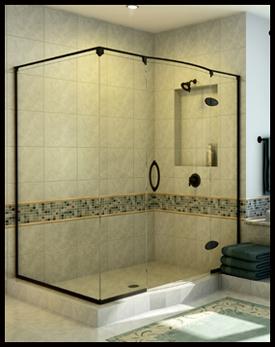 Basco Semi-Frameless Basco Semi-Frameless. Infinity Shower Doors & Shower Doors - Cambria Glass pezcame.com