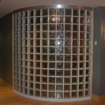 Cambria Glass Block Window
