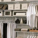 Schulte Closet Storage