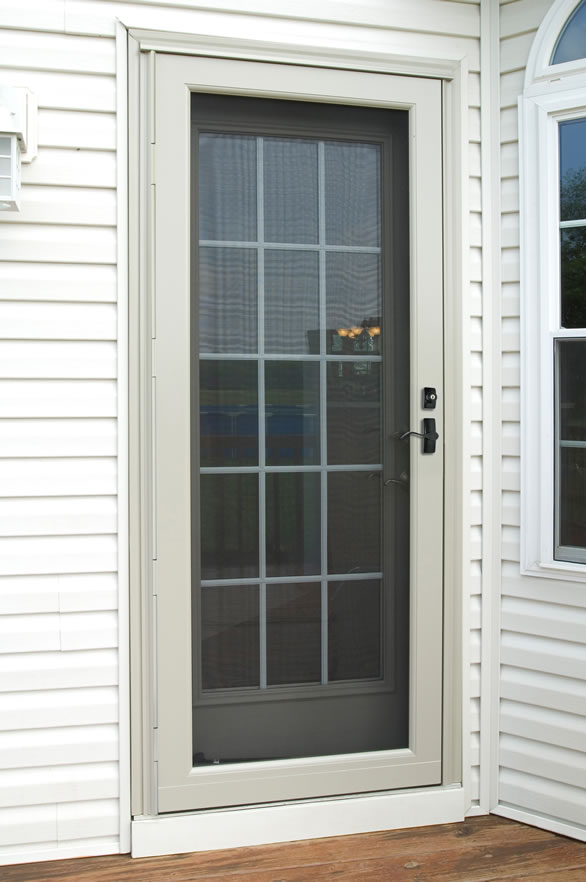 Storm Doors Cambria Glass